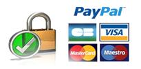 Les paiements sur www.bon-coin-santé.com sont totalement sécurisés.